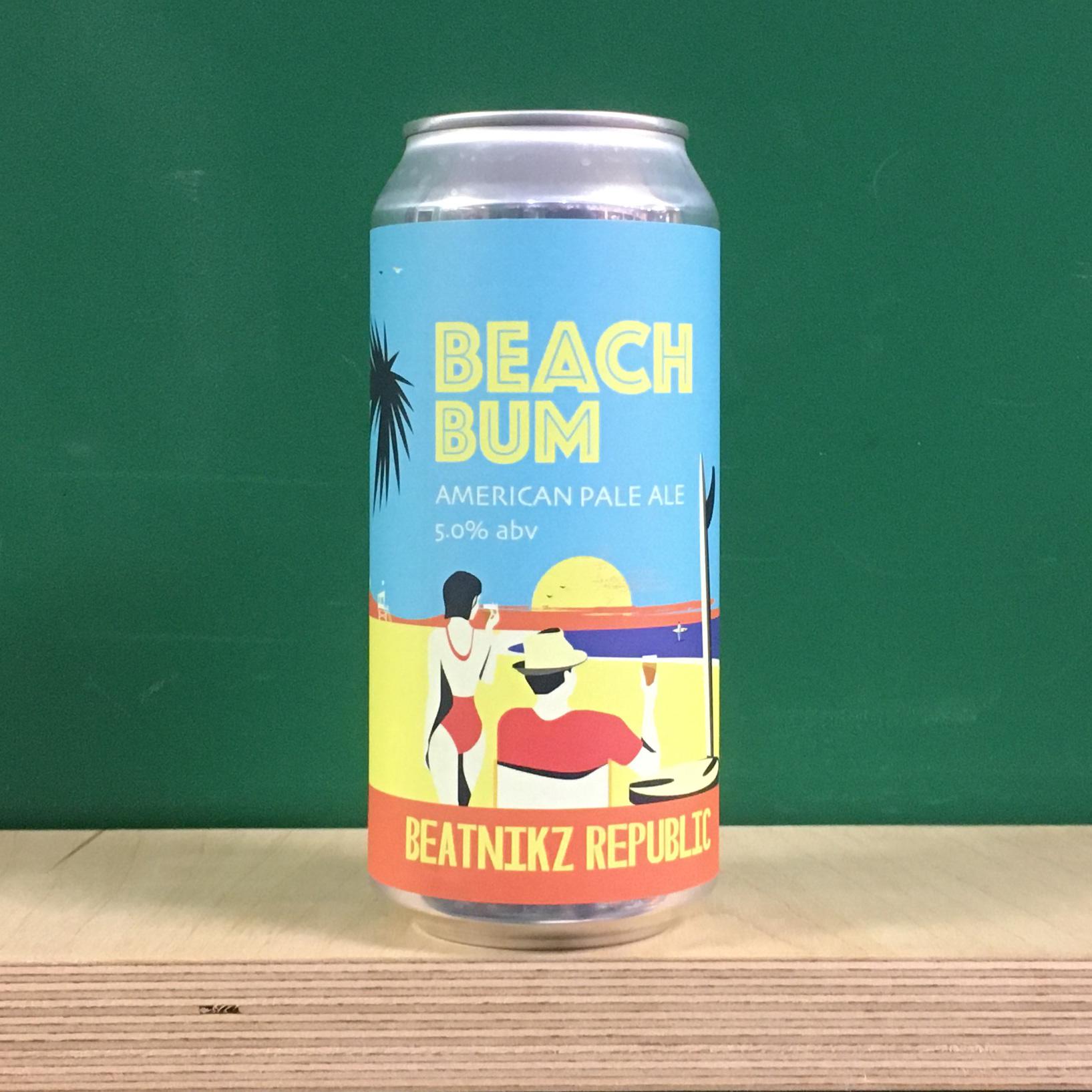 Beatnikz Republic Beach Bum