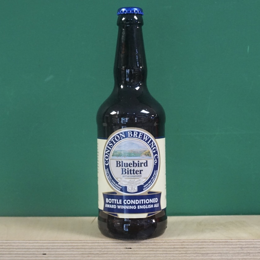 Coniston Bluebird Bitter
