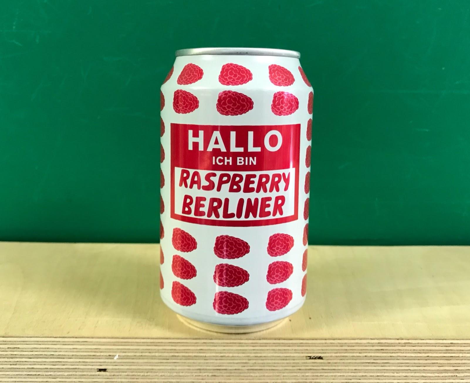 Mikkeller Ich Bin Raspberry