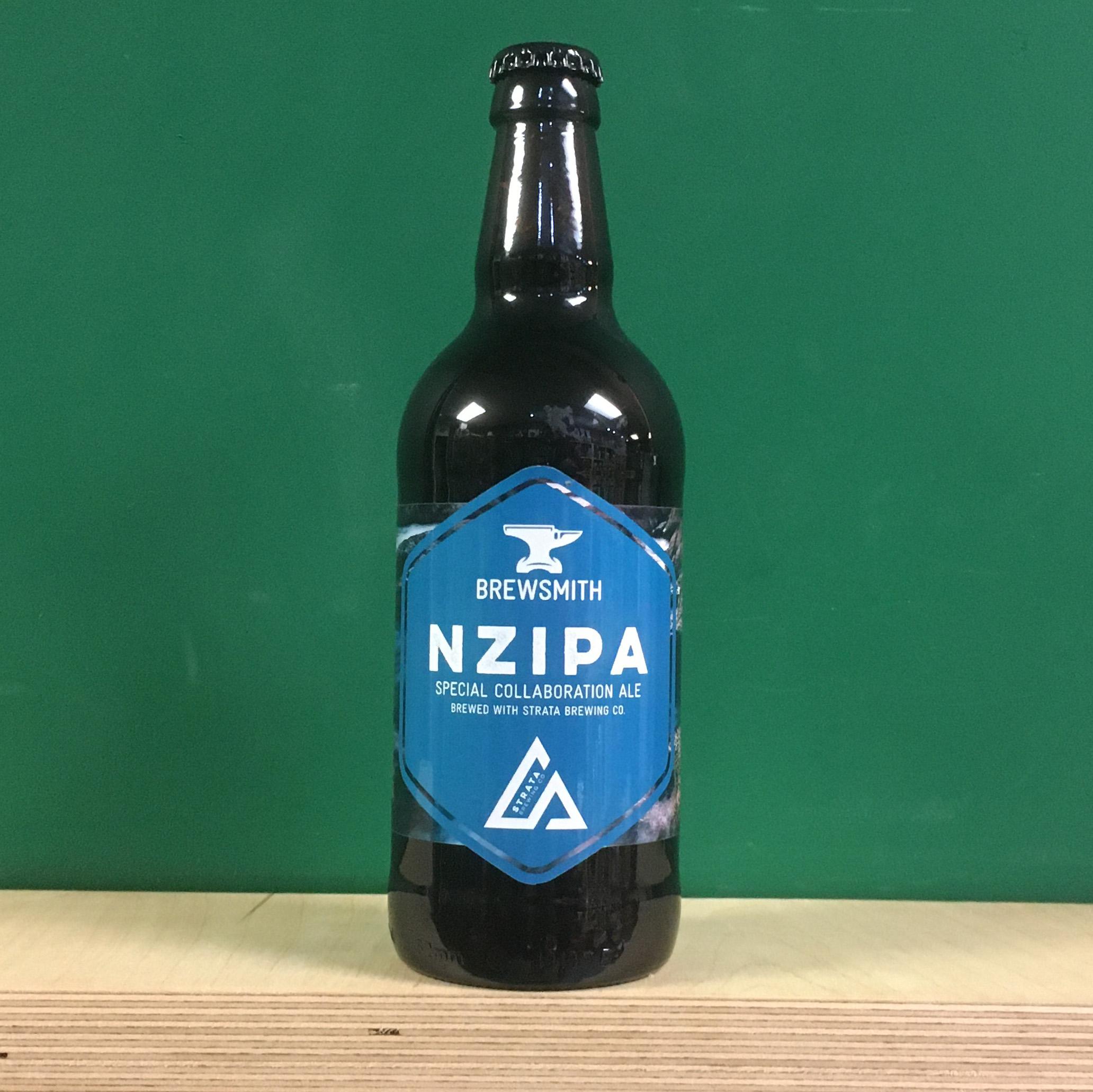Brewsmith x Strata Brewing Co. NZIPA
