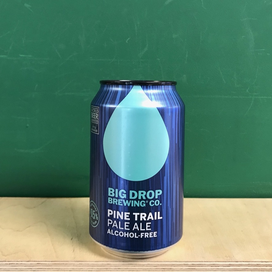 Big Drop Brewing Co Pine Trail