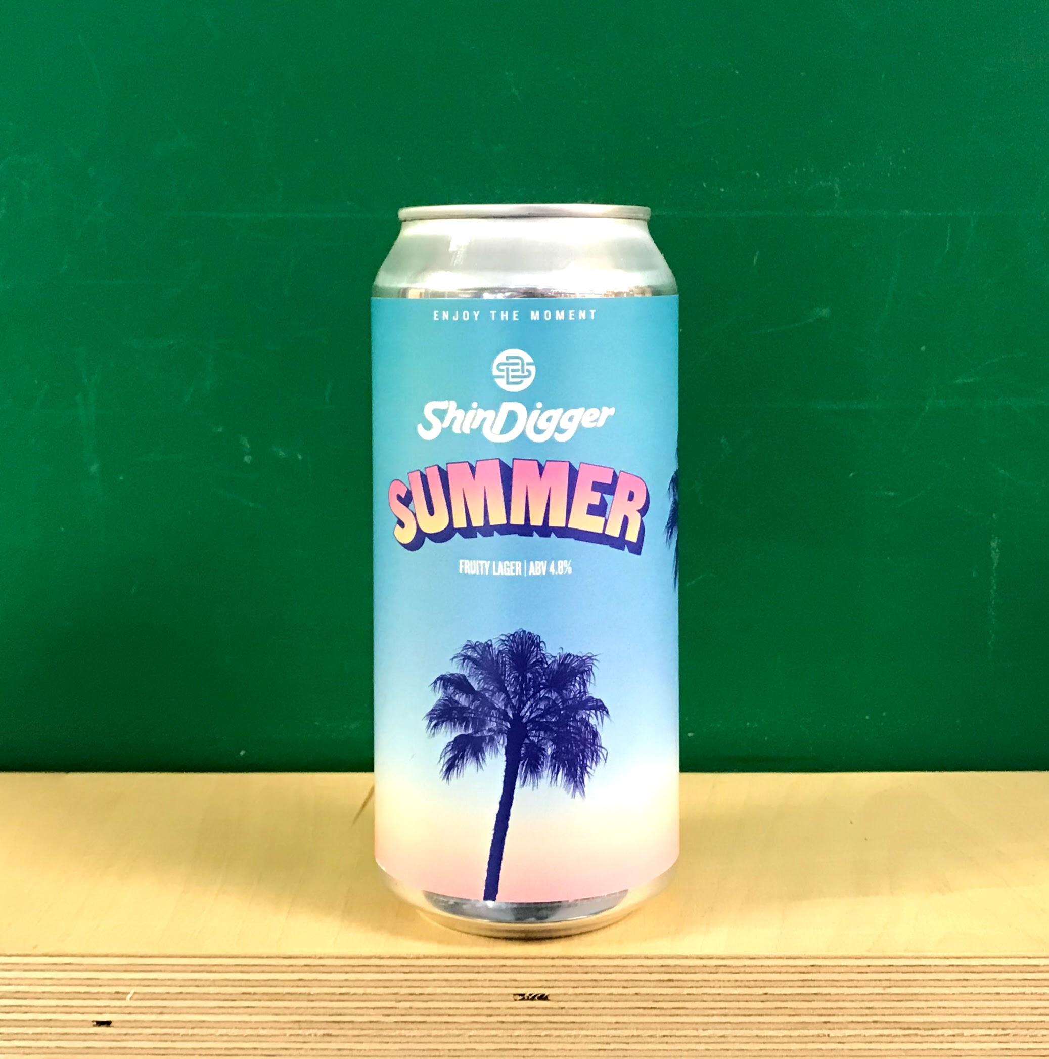 Shindigger Summer