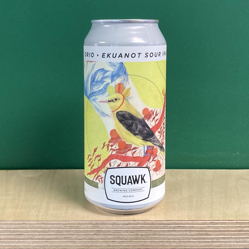 Squawk Orio Ekuanot Sour IPA