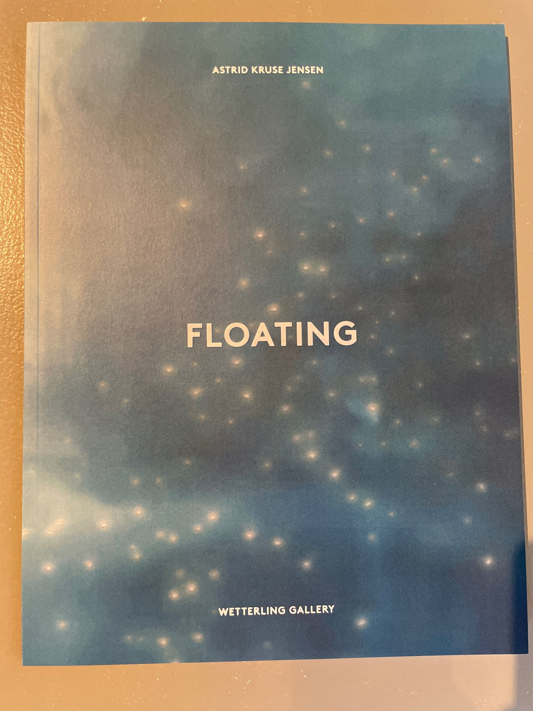 Jensen, Astrid Kruse. Floating