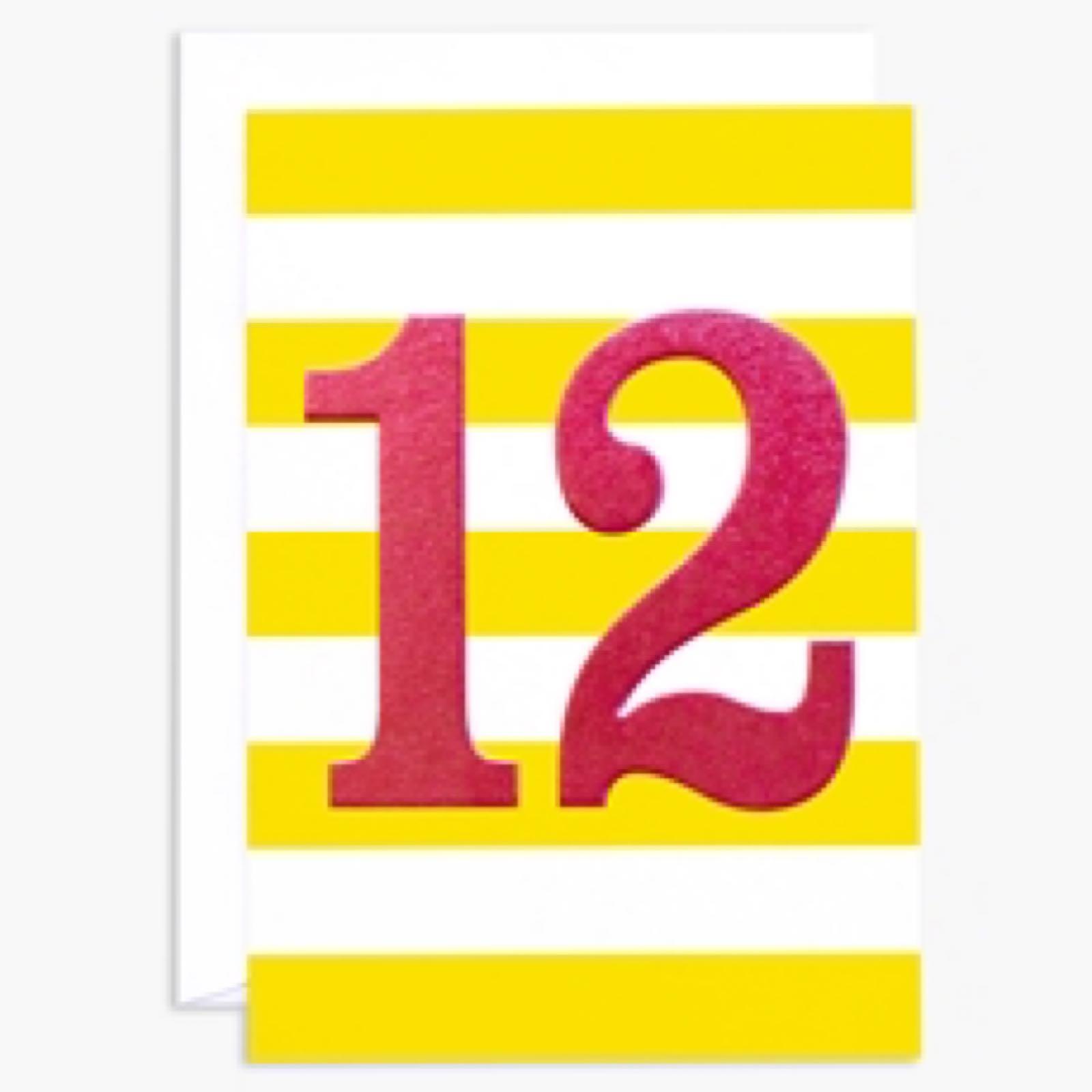 12th Birthday (INK98)