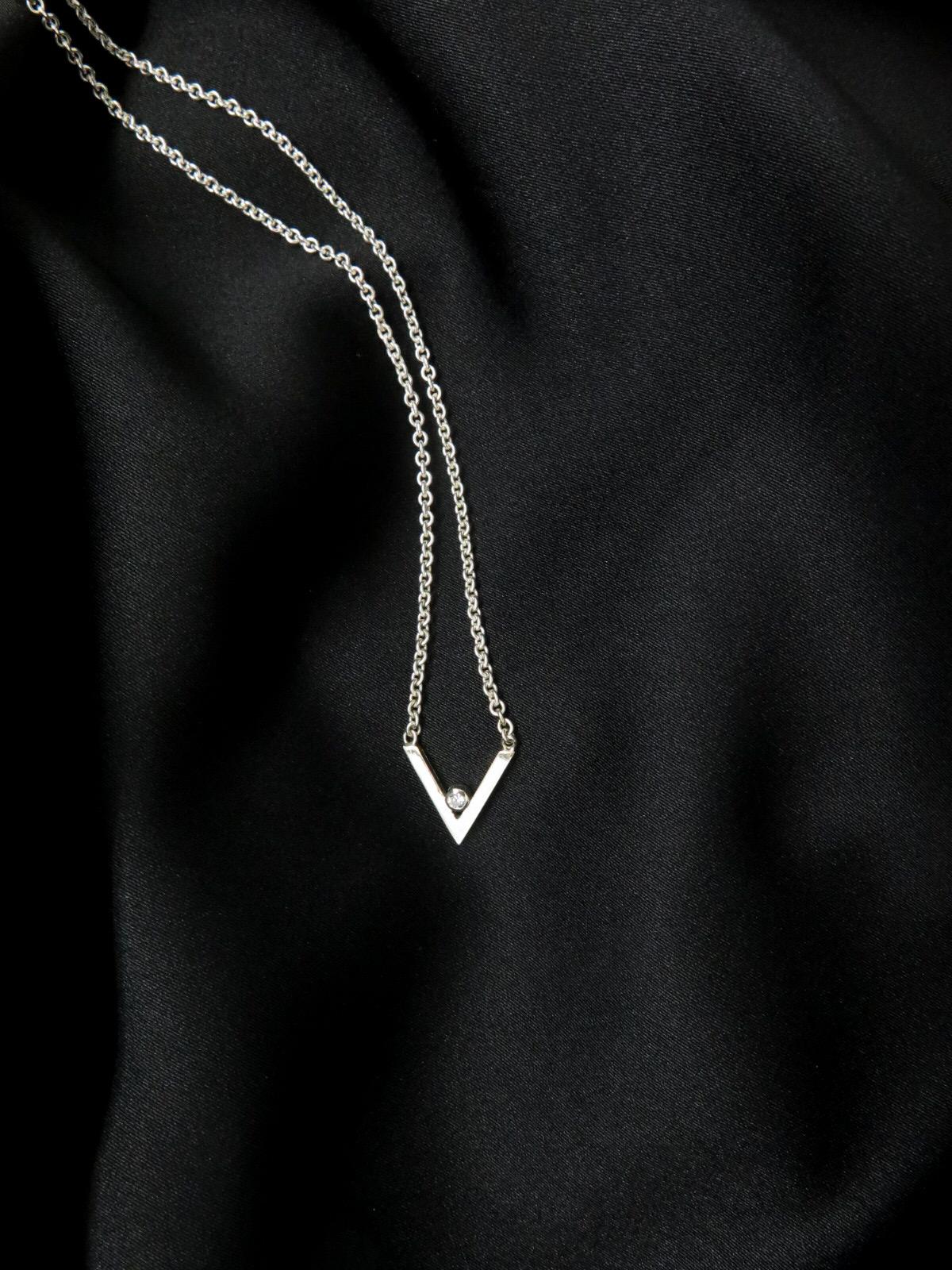 Pyxis CZ Halsband