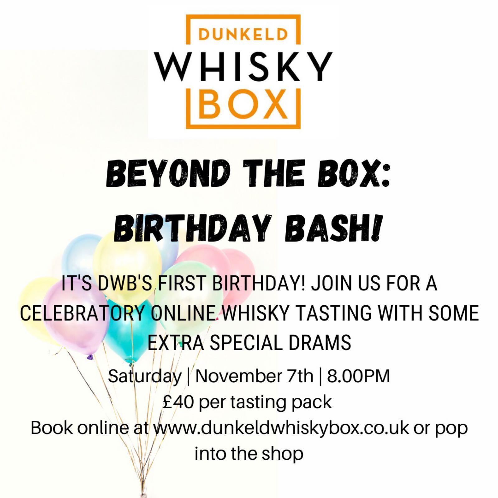 Beyond the Box: Birthday Bash