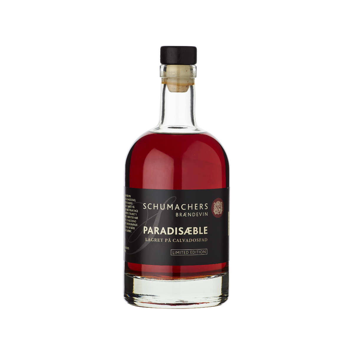 Paradisæble på Calvadosfad