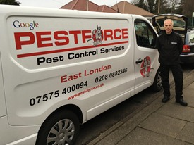 PESTFORCE EAST LONDON & ESSEX LIMITED