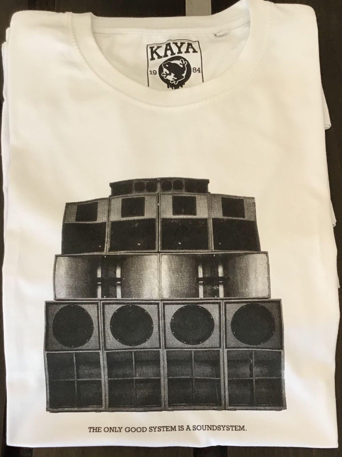 Soundsystem Tee UNI