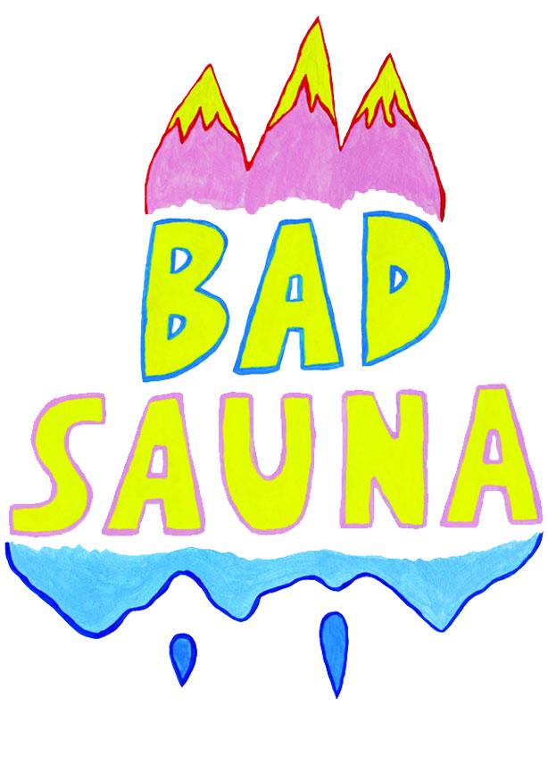 Bad Sauna -paita
