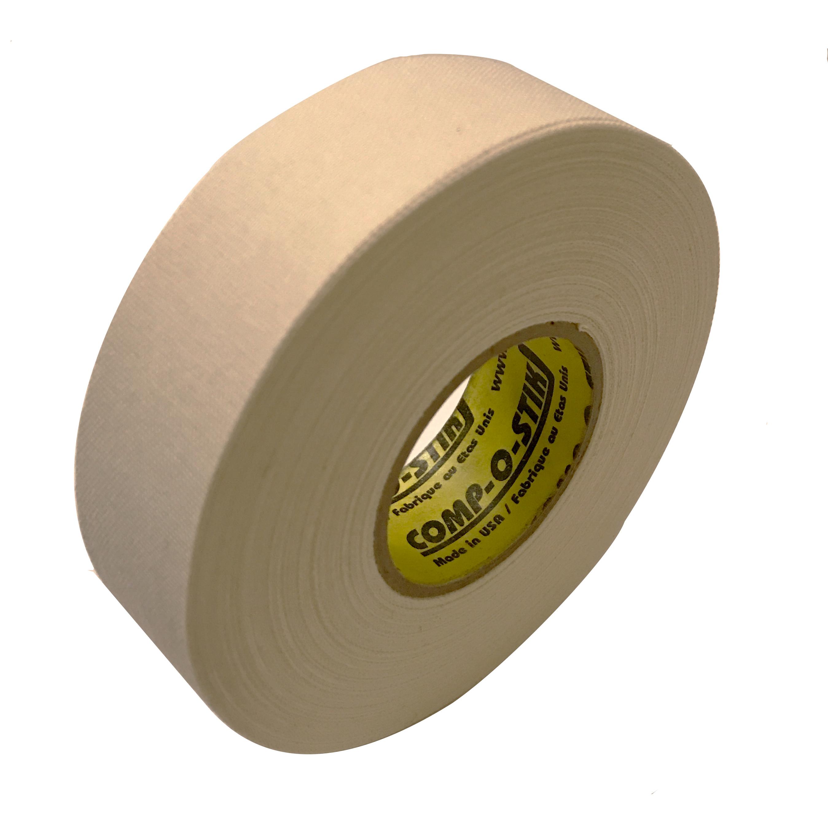 Comp-O-Stik erkka, 24mm x 22,8m, valkoinen