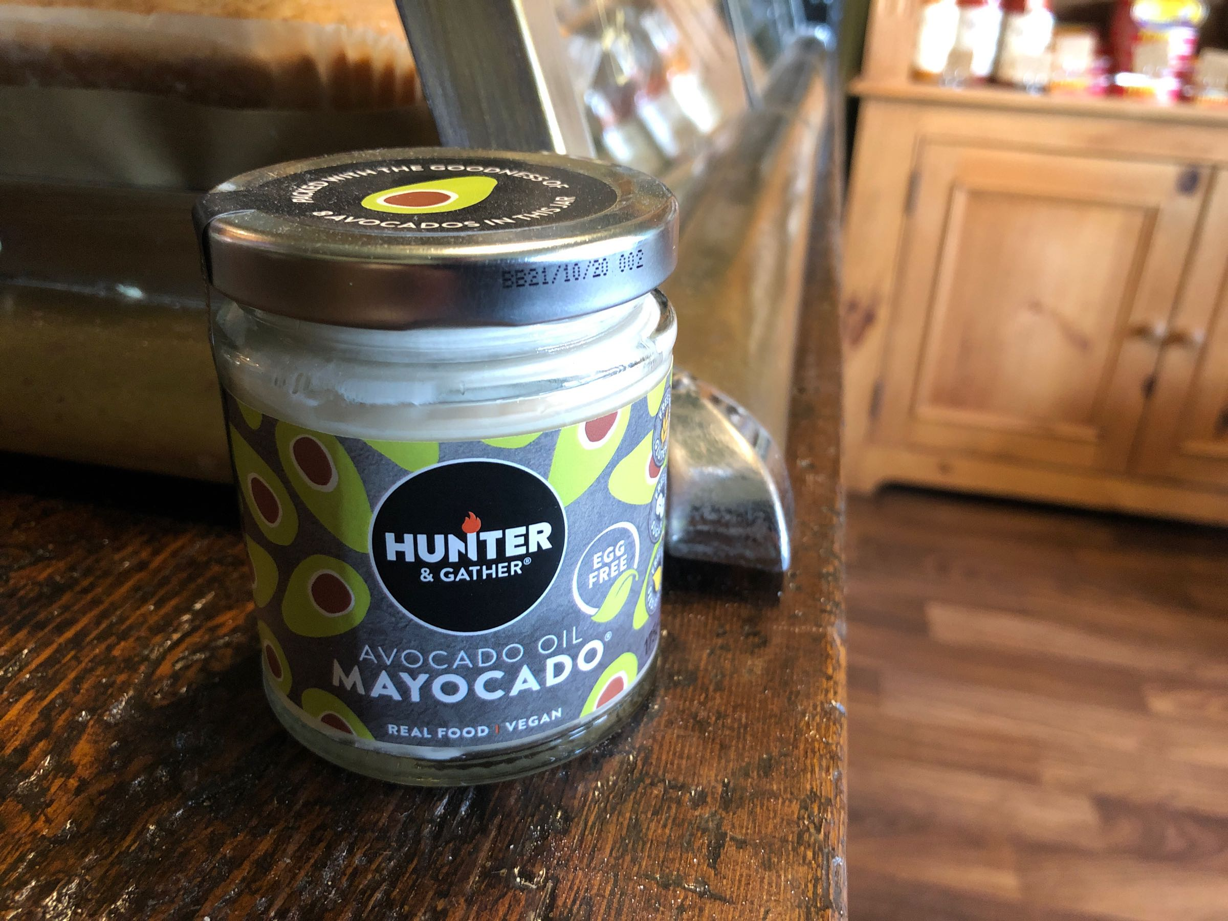 Hunter & Gather Mayocado Avocado Oil Egg Free Mayo 175g