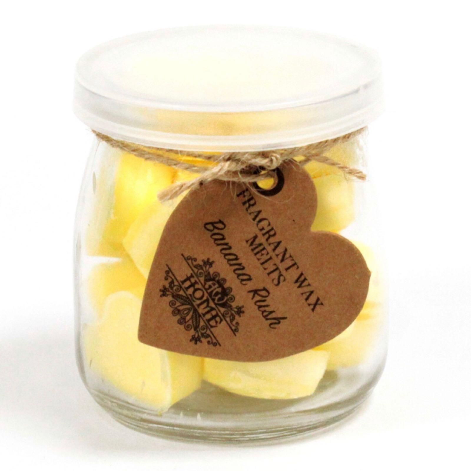 'Banana Rush' Wax Melts Jar (Was £6.50)