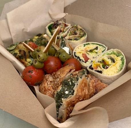 Garden Kitchen Platter