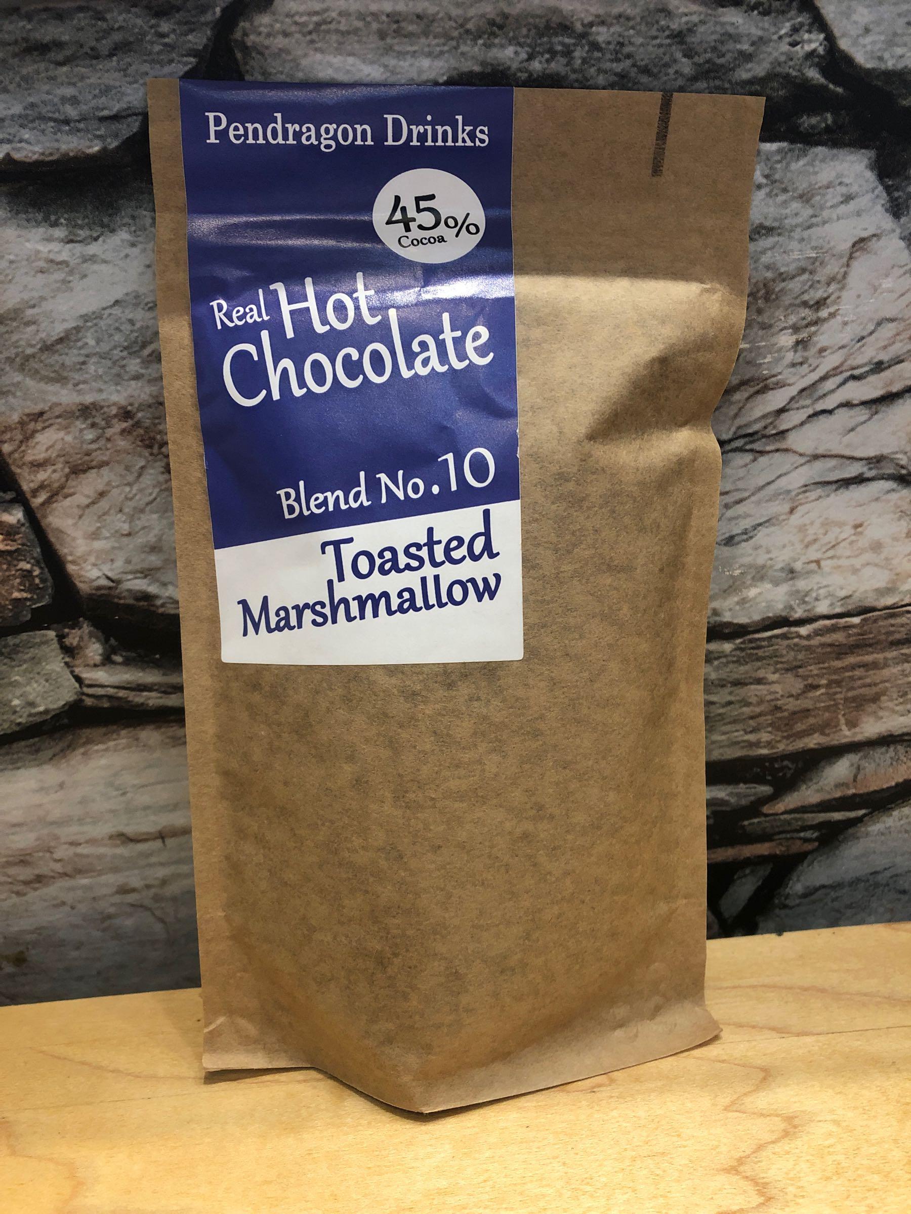 Milk Chocolate Marshmallow flakes - Pendragon