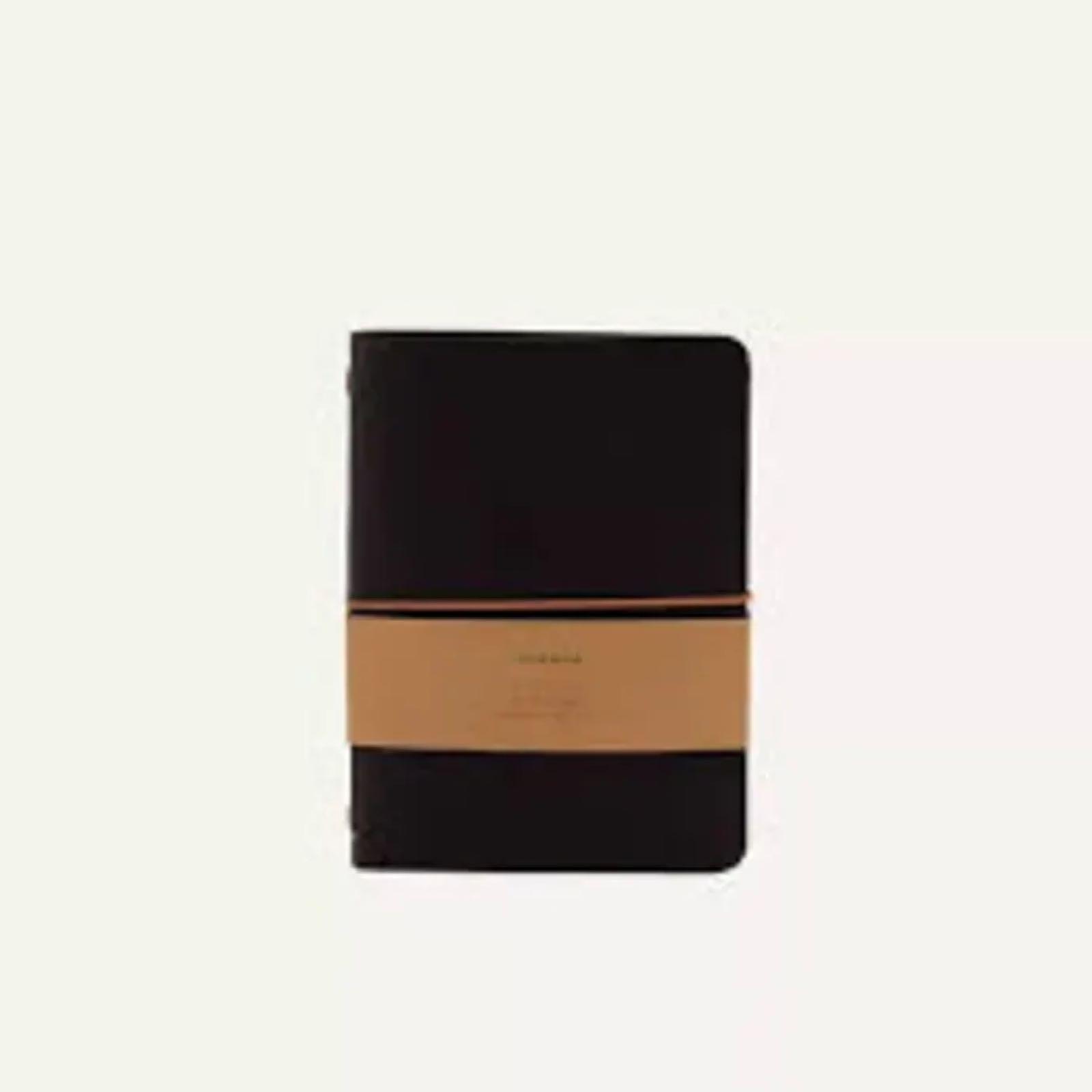 Notebook, black
