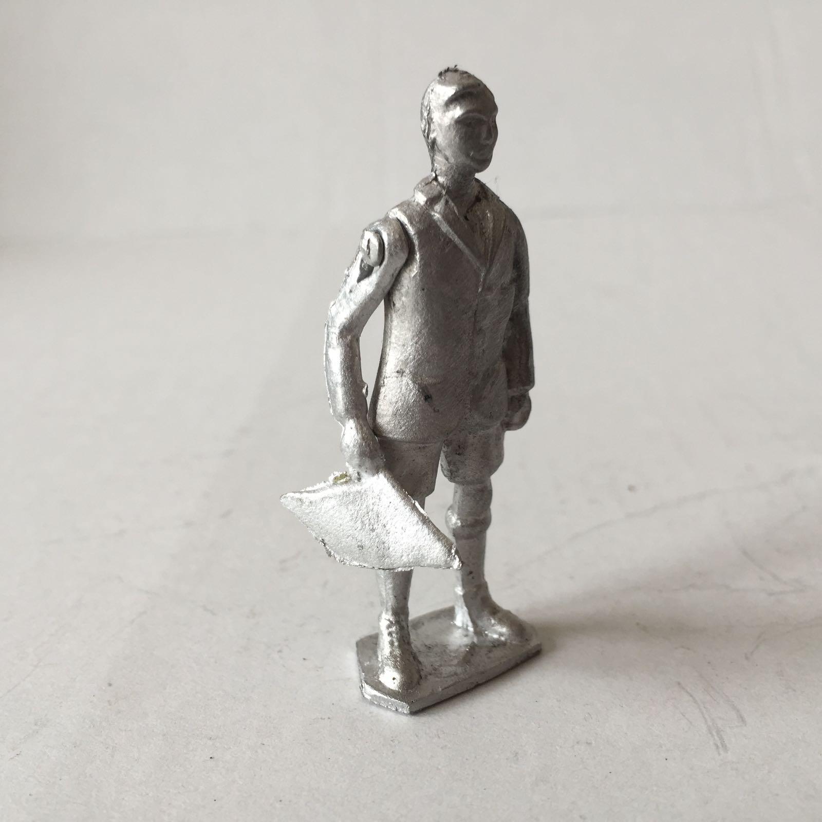 Football linesman