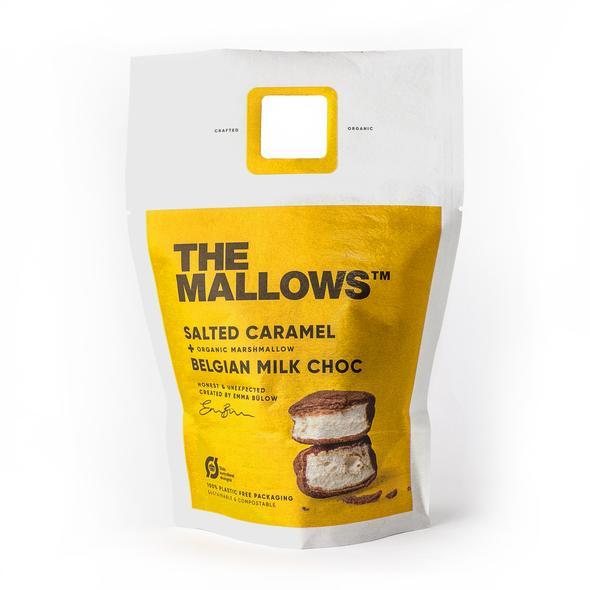 The Mallows - Salted Caramel 150 gram