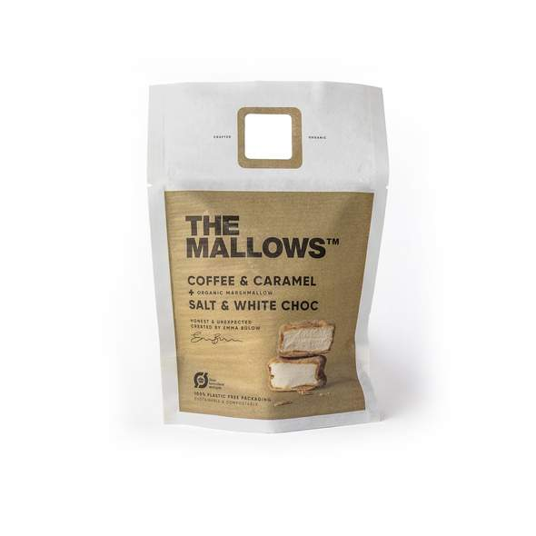 The Mallows - Coffee & Caramel 90 gram