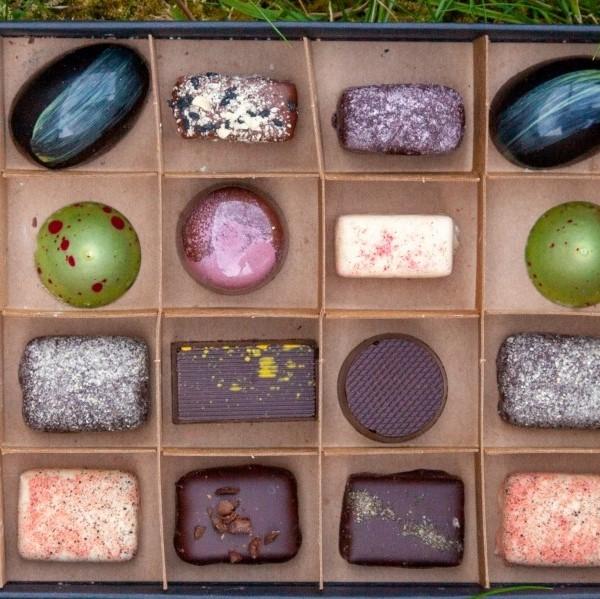 Ankers Chokoladeæske Nº 1
