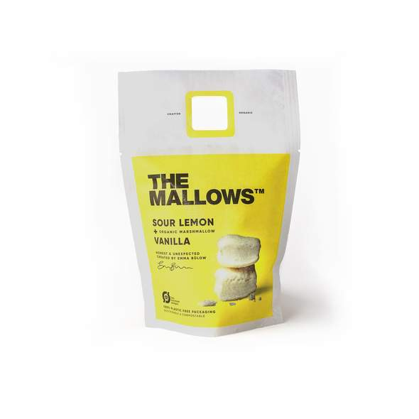 The Mallows - Sour Lemon 80 gram