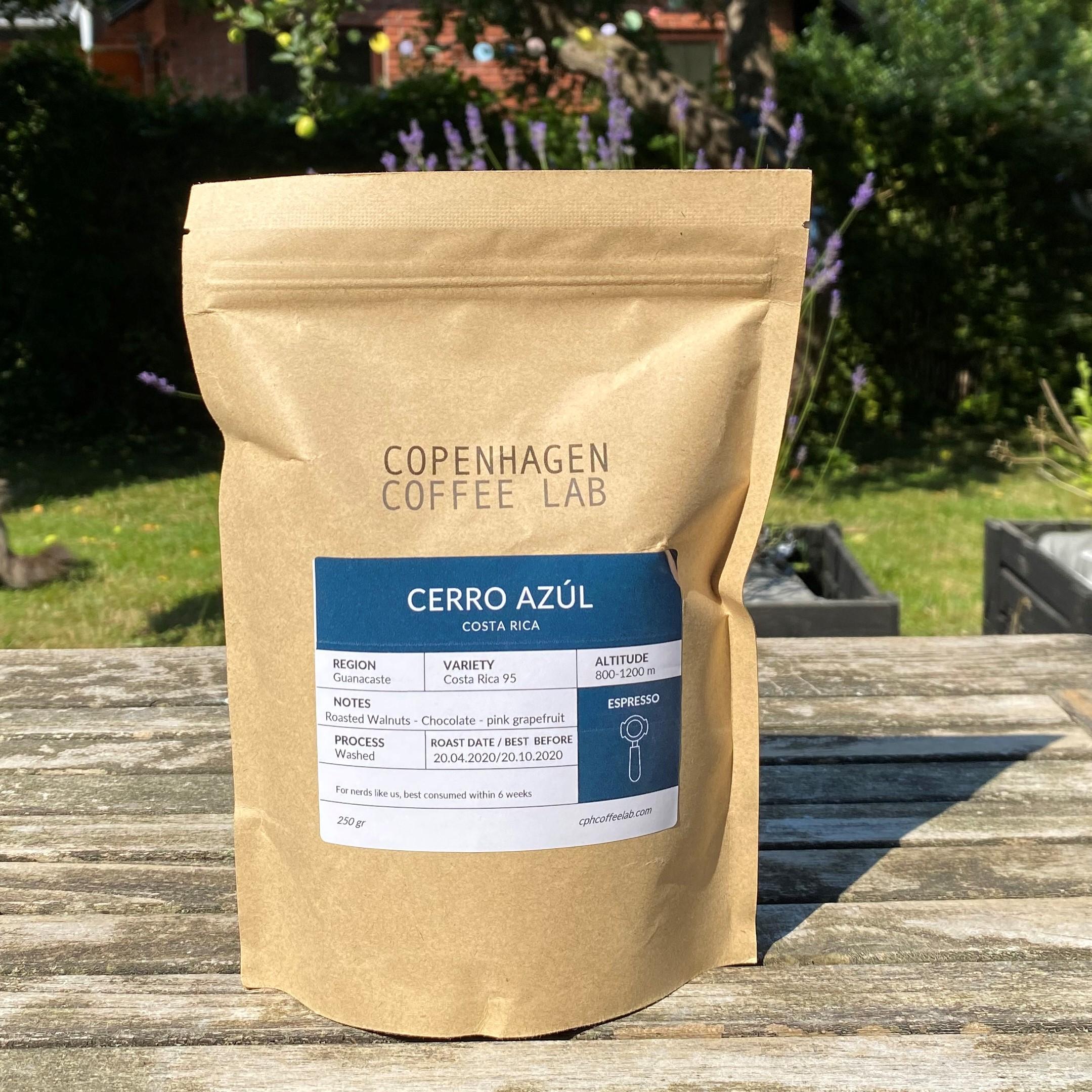 Cph Coffee Lab - Cerro Azúl