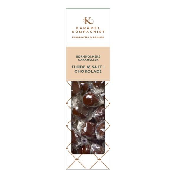 Karamel Kompagniet - Fløde & salt i chokolade