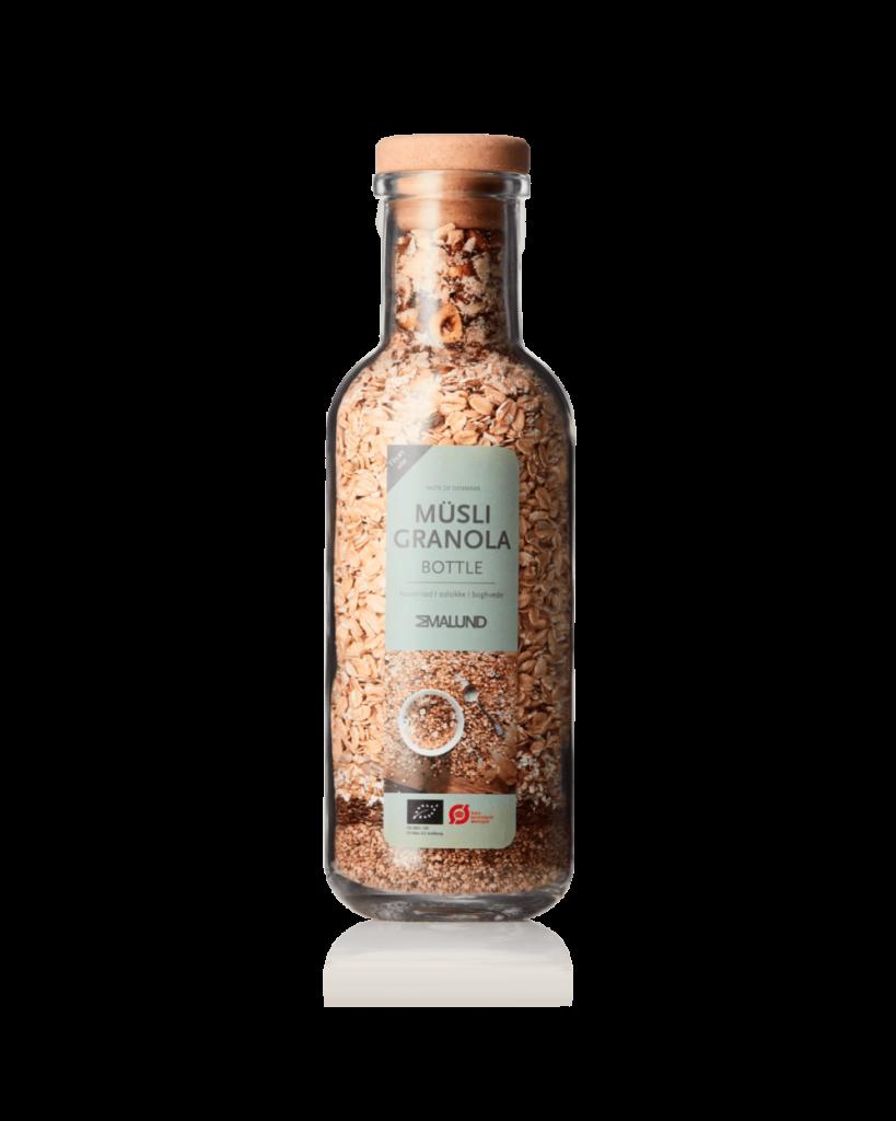 Malund BOTTLES - NEDSAT - Müsli/Granola