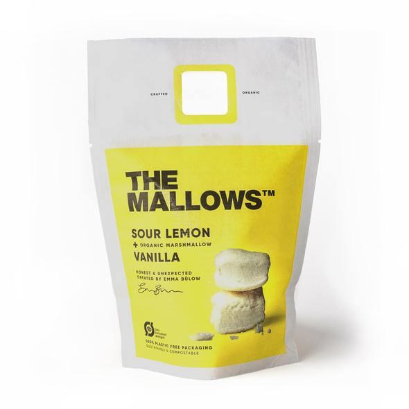 The Mallows - Sour Lemon 130 gram
