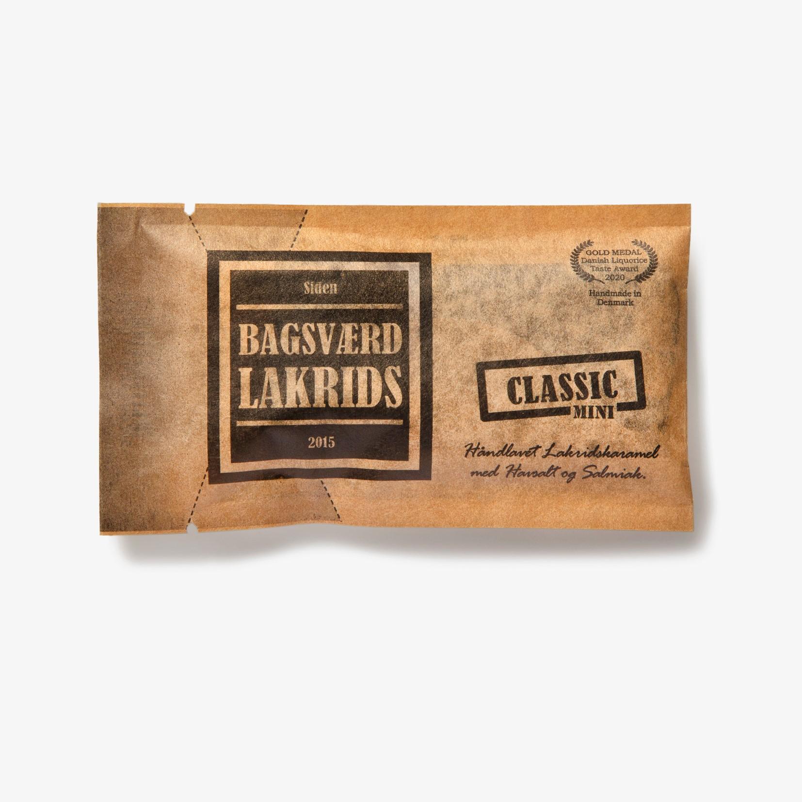 Bagsværd Lakrids - Classic Mini