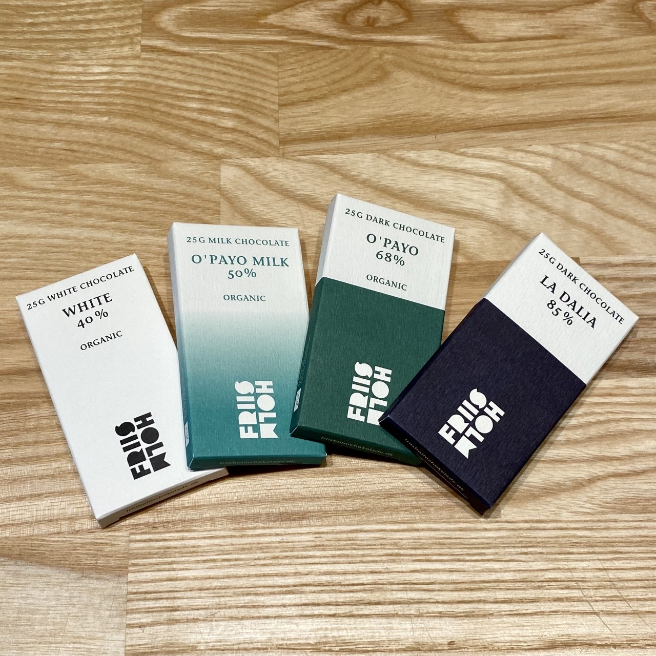 Friis-Holm - 25 grams barer