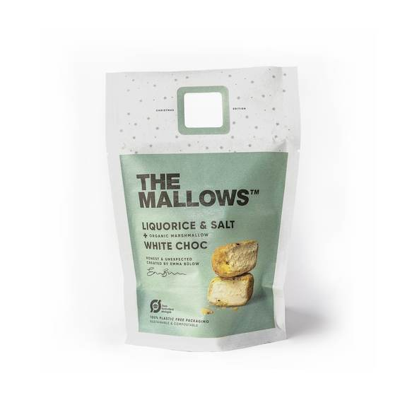 The Mallows - Liquorice & Salt 90 gram