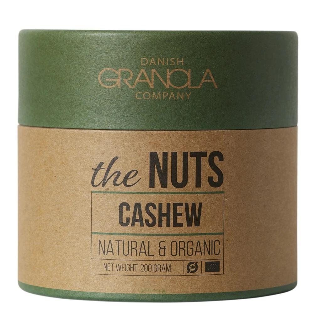 DANISH GRANOLA - Øko cashewnødder