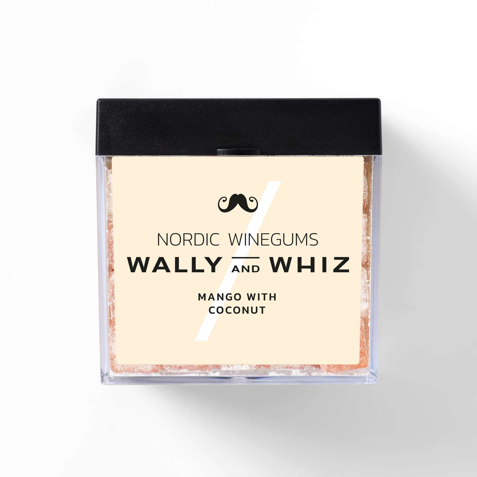 Wally and Whiz - Gaveæske LOVE