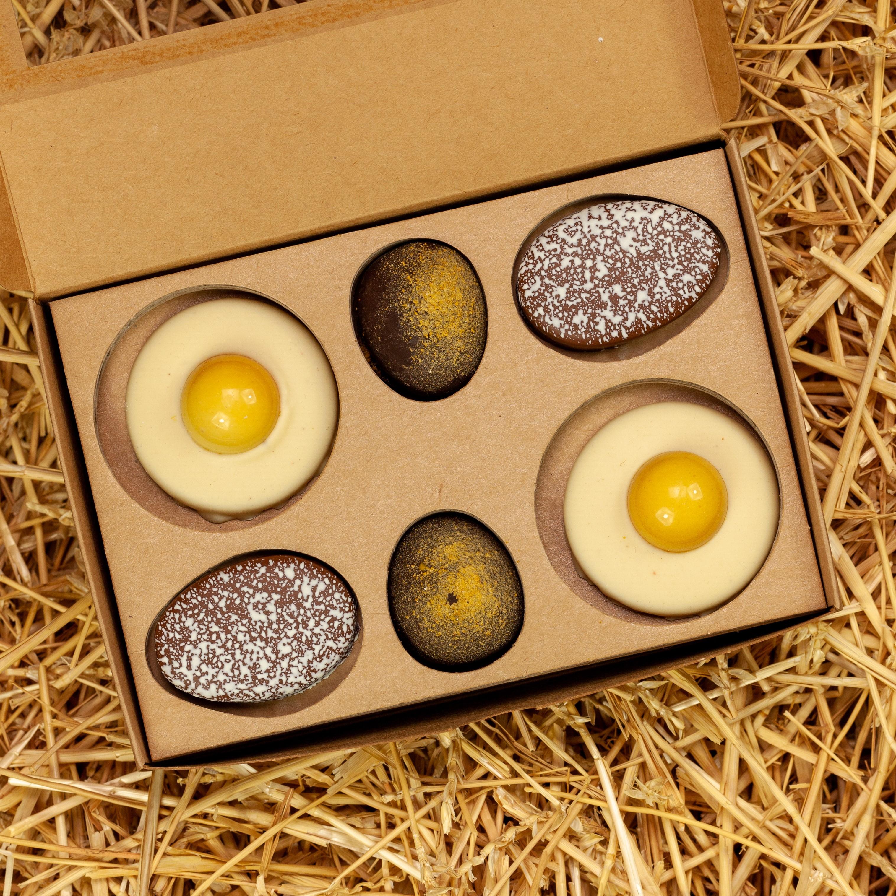 Ankers store æggebakke