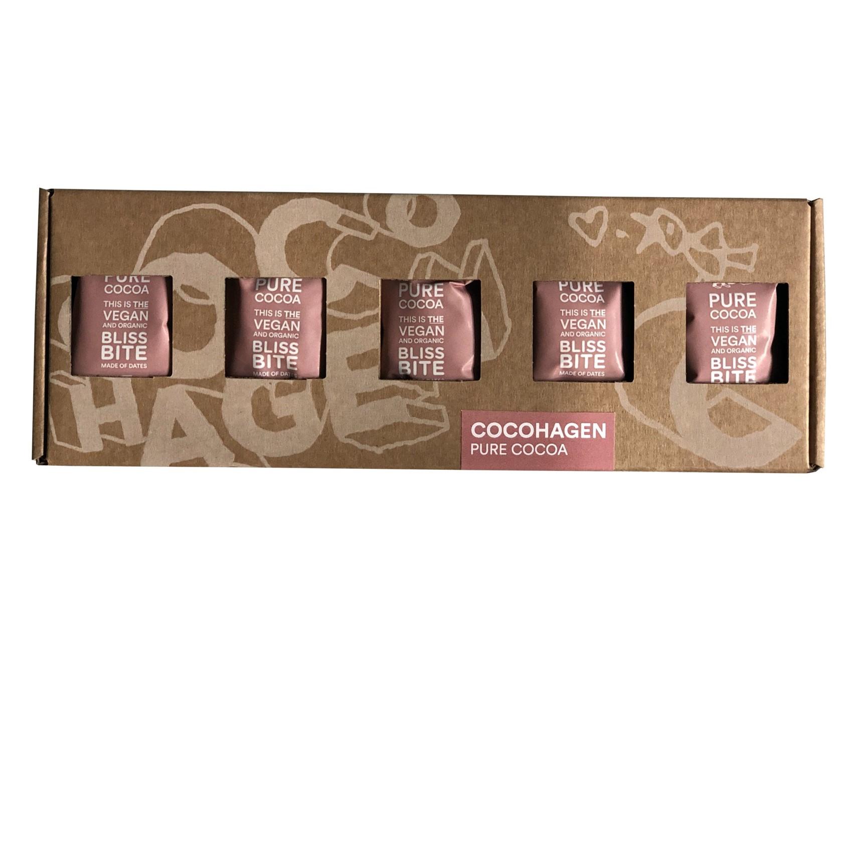 COCOHAGEN - Gaveæske Pure Cocoa
