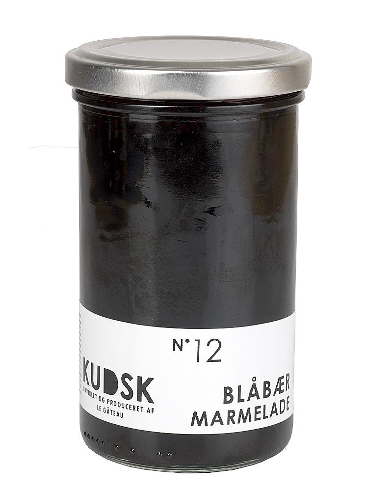 KUDSK - Marmelade Blåbær