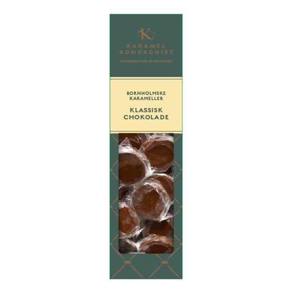 Karamel Kompagniet - Klassisk Chokolade