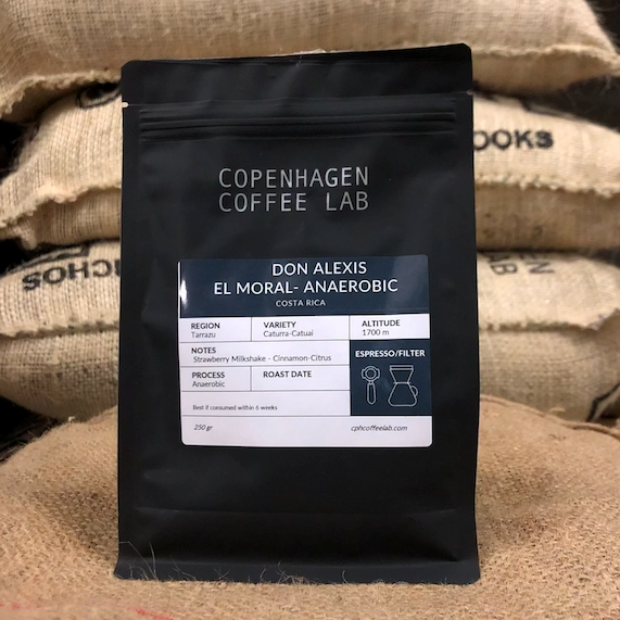 Copenhagen Coffee Lab - Don Alexis, El Moral Anaerobic