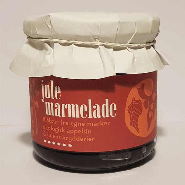 Samsø Marmelade - Julemarmelade NEDSAT
