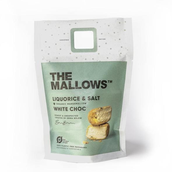 The Mallows - Liquorice & Salt 150 gram NEDSAT