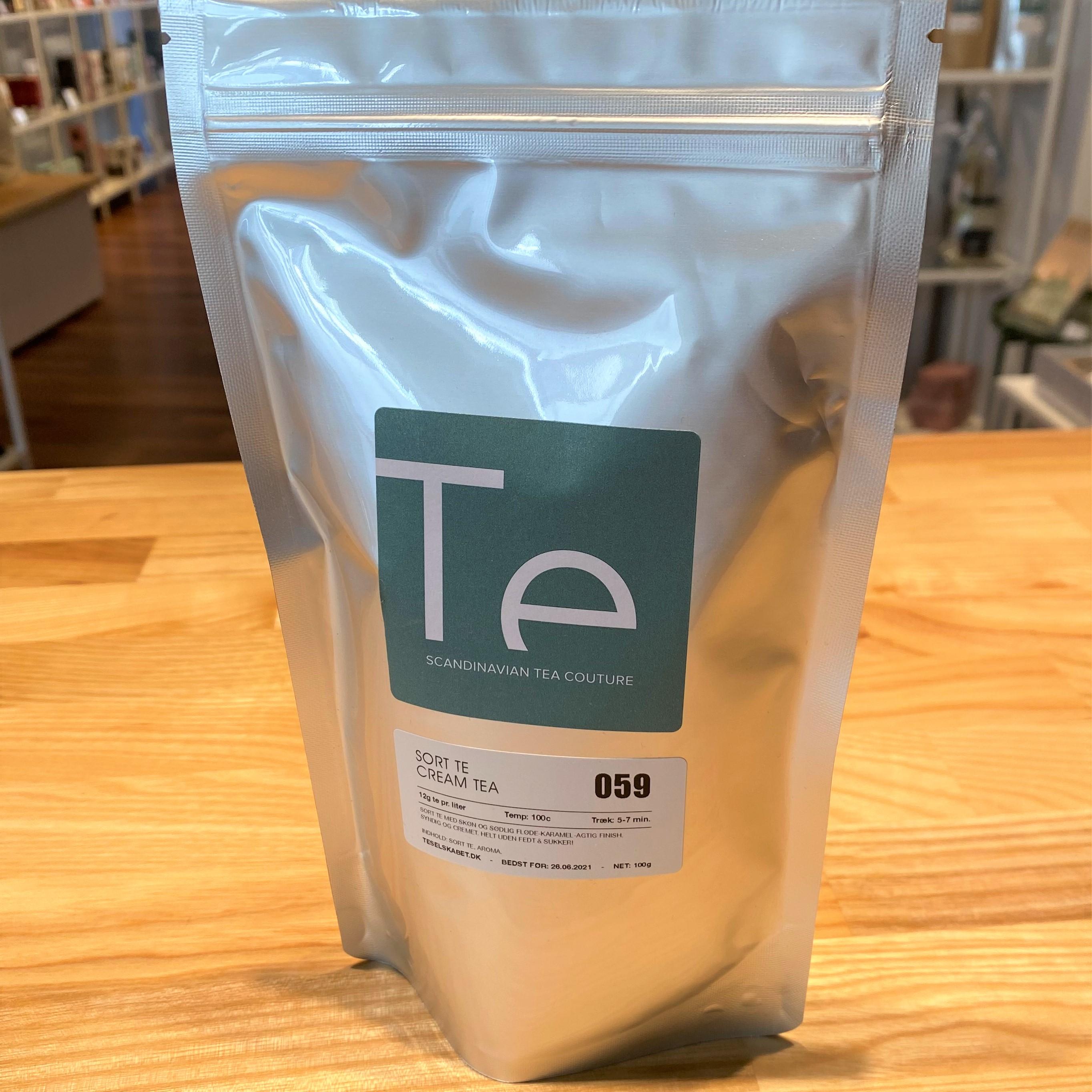 TeSelskabet - Cream Tea 059