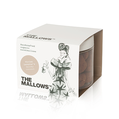 The Mallows - Coconut and Milk Chocolate