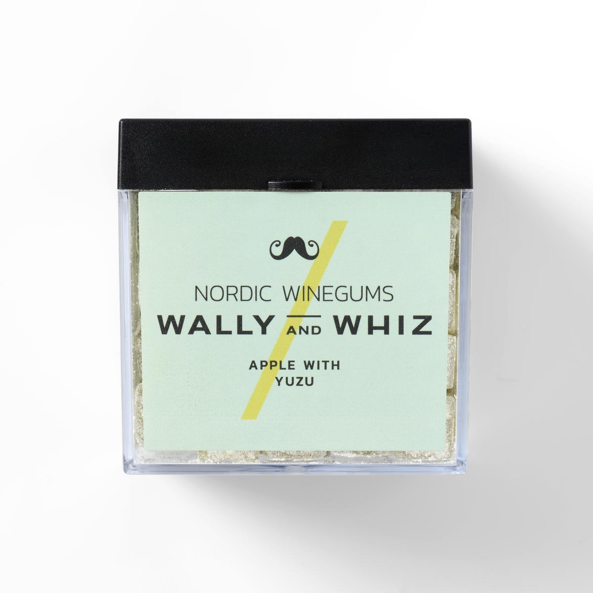 Wally and Whiz - CUBE Apple w. Yuzu