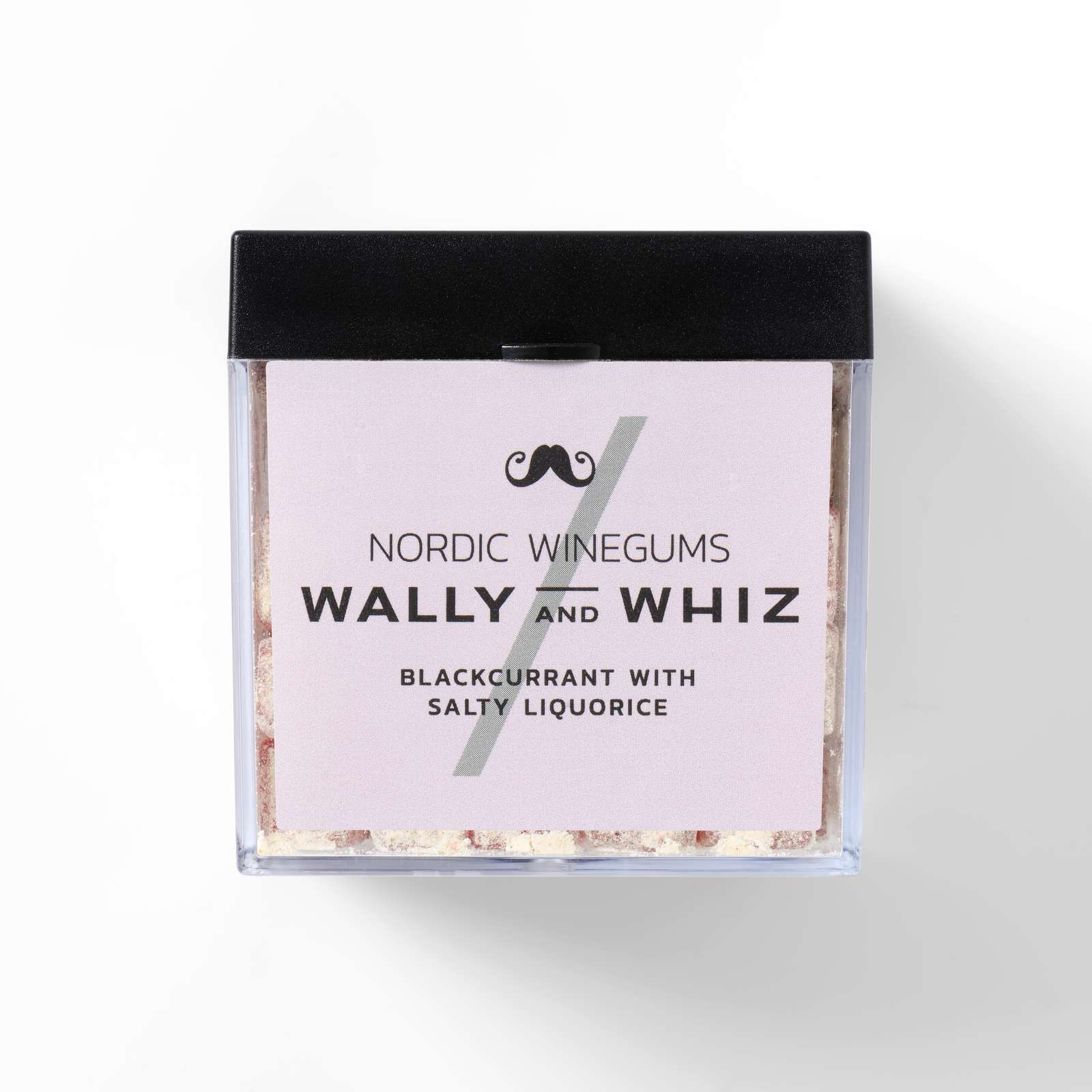 Wally and Whiz - CUBE Blackcurrant w. Liquorice