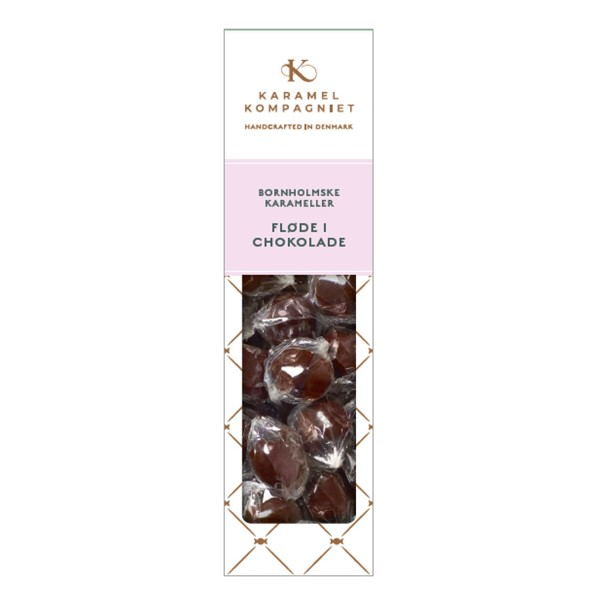 Karamel Kompagniet - Fløde i chokolade