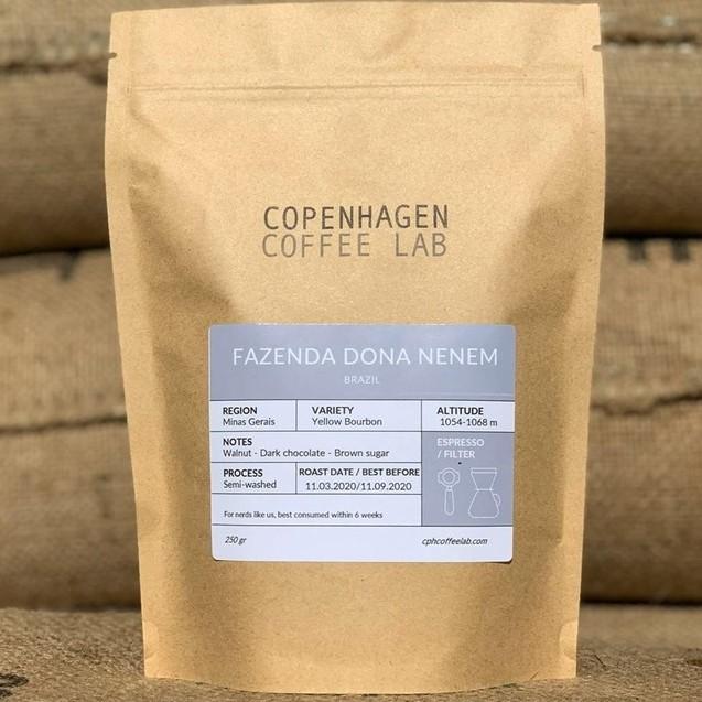 Copenhagen Coffee Lab - Fazenda Dona Nemem