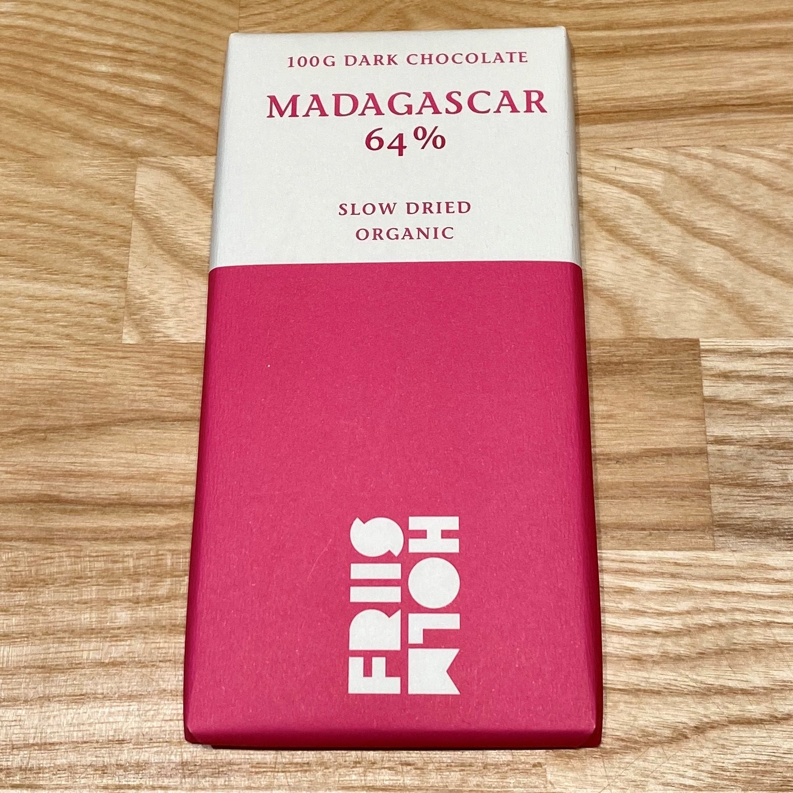 Friis-Holm - Madagascar Slow Dried 64% Øko
