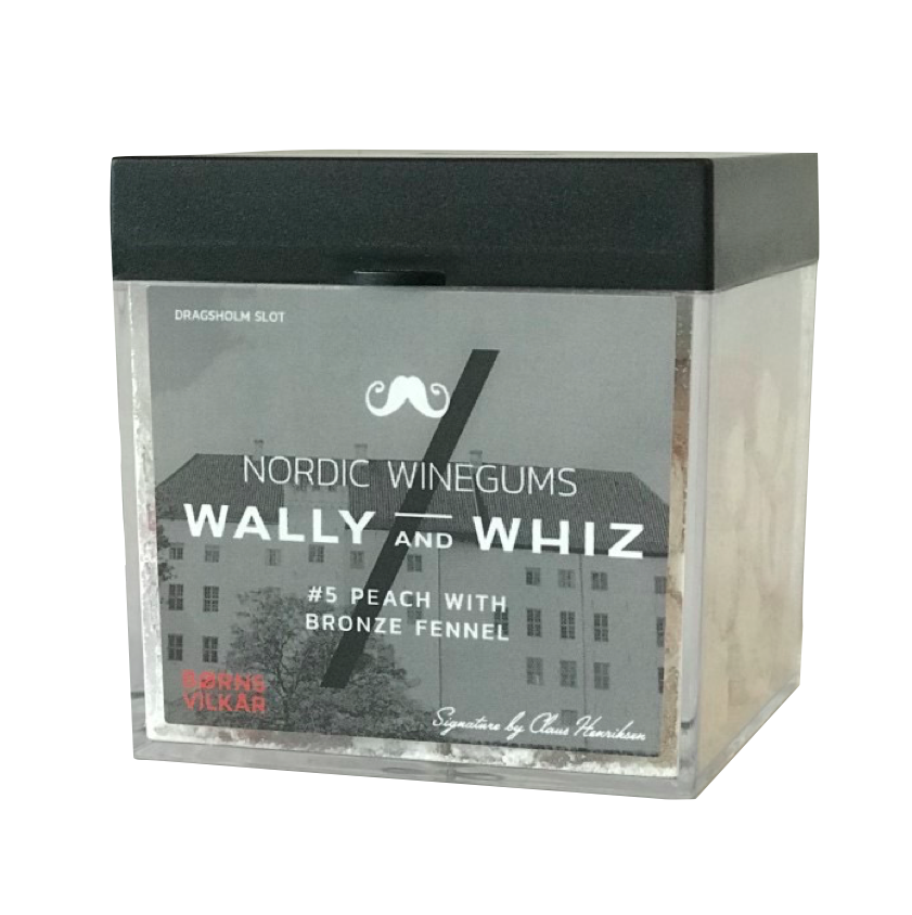Wally and Whiz CUBE - Signature #5